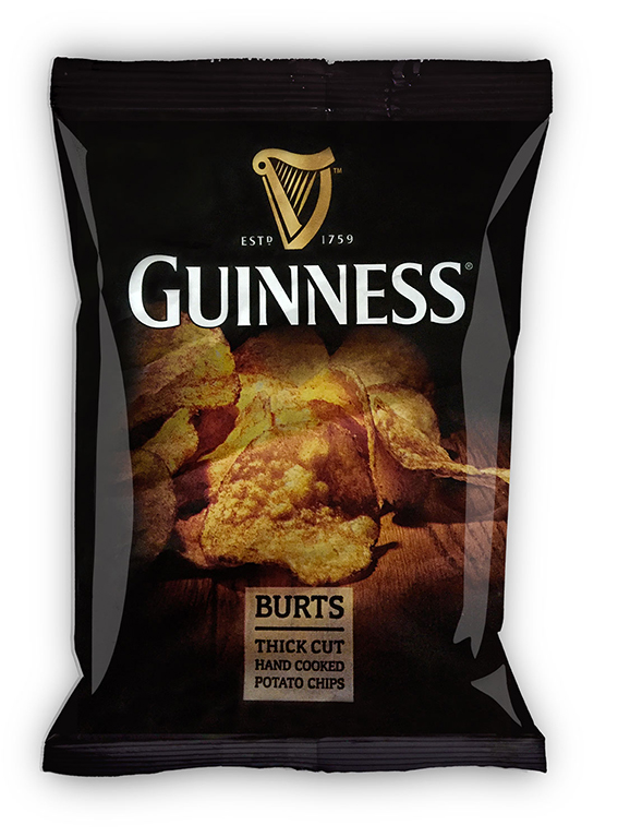 Guinnes-patatine