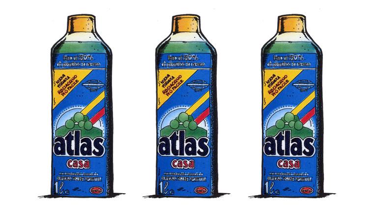 Atlas apertura