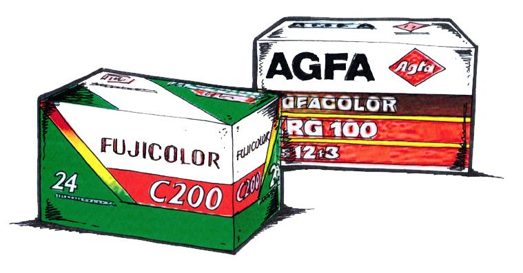 agfa-fujicolor