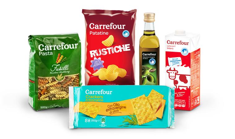 Carrefour prodotti