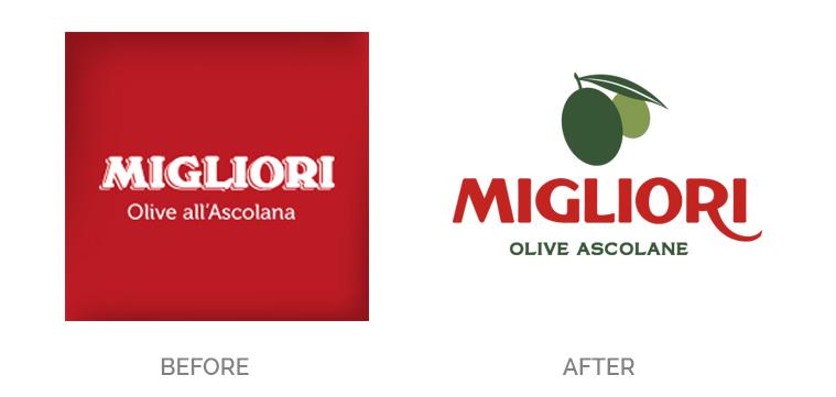 Migliori restyling logo
