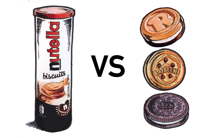Nutella biscuits_vs_competitor