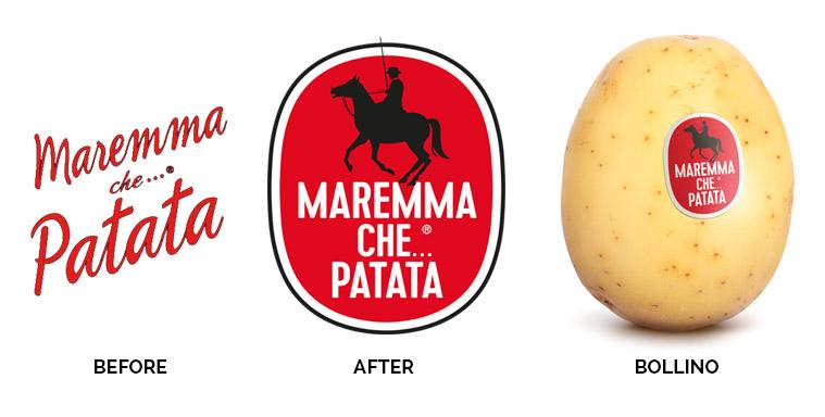 Maremma loghi e patata