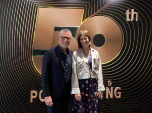 50 anniversary Positioning