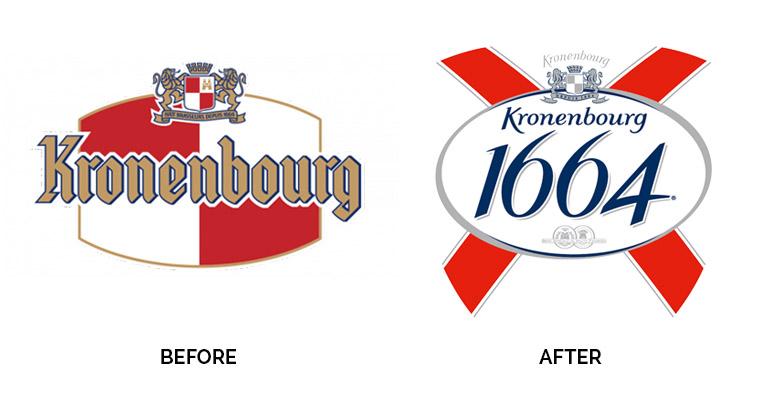 Kronenbourg e 1664