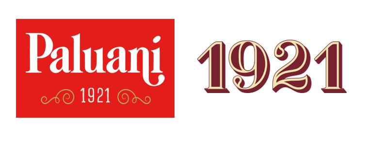 Logo Paluani e 1921