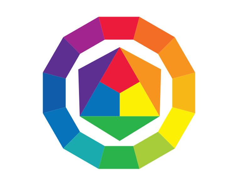 Aree colori